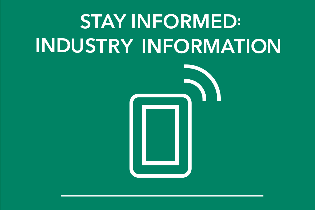 Stay Informed: Industry Information