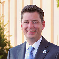 David Holt, BA '01 (Political Science) Mayor, Oklahoma City