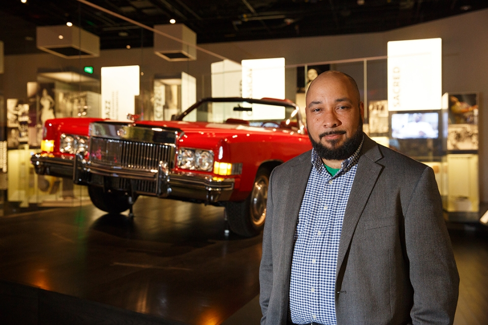 As curators and historians in the new Smithsonian National Museum of African American History and Culture, a handful of Columbia
