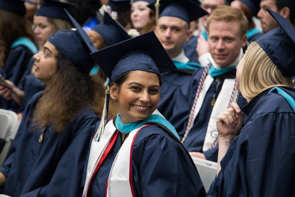 2019 Columbian College Master's Celebration Ceremony