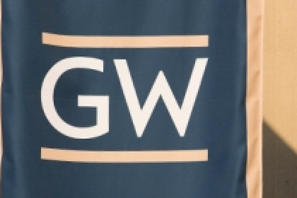 Photo of GW Banner