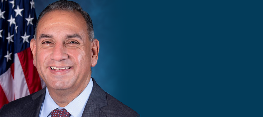 Gil Cisneros, BA '94 (Political Science) Member of Congress (D-Calif.)